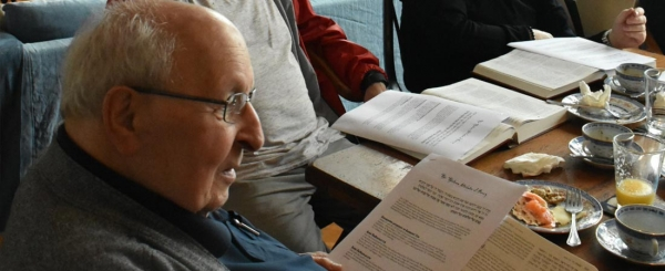 Adult Education - Torah Study