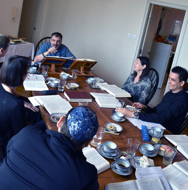 UJC Torah Study