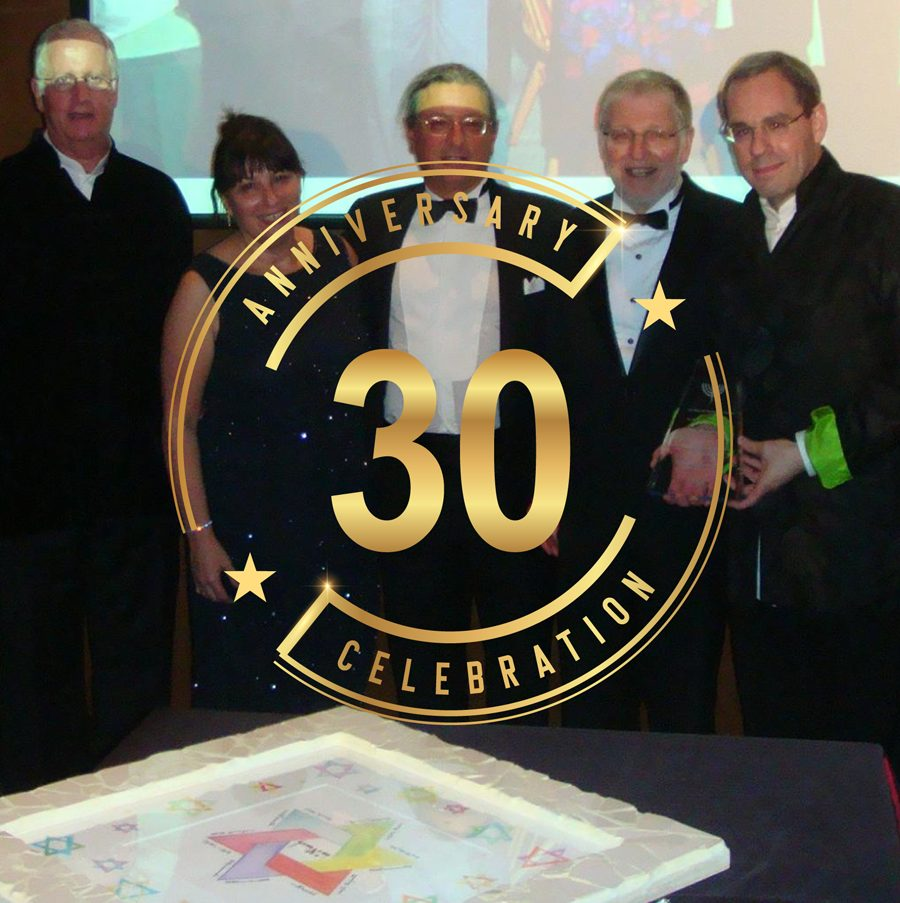 Image from UJC 20th Anniversary Celebration